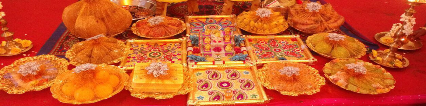 Seer Varisai Plates Decoration in Chennai