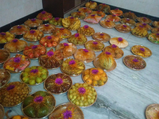 Marriage Seer Varisai Plates Decoration in Chennai